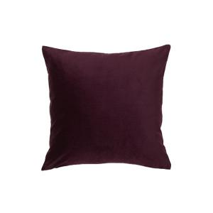 The Damson: Velvet Plum Pillows
