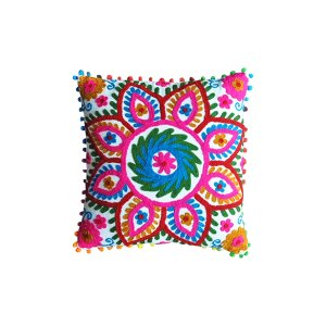 The Mia: Tassle Pillow
