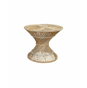 The Arrow: Rattan Wicker Coffee Table