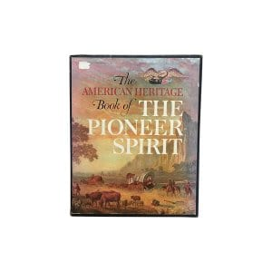 The Pioneer: Vintage Oversized Book