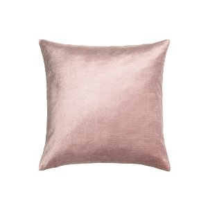 Blush Velvet Pillows