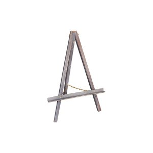 The Vincent Small Gray Easel