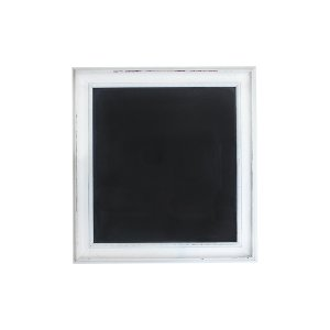 The Carlson Small White Chalkboard