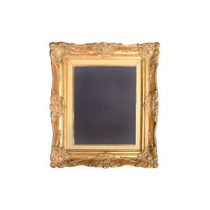 The Norfolk: Small Gold Chalkboard