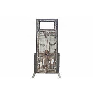 The Percy: Wood Entry Door Set