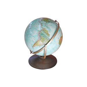 The Parsons: Vintage Globe