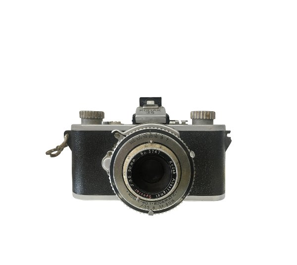 The Ansel : Vintage Camera