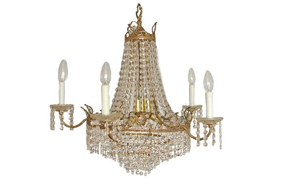 The Madrid: Chandelier