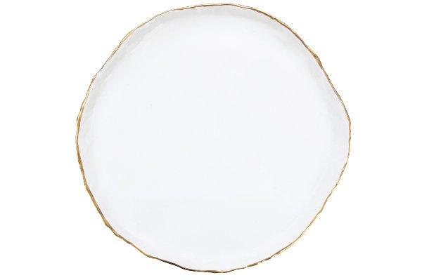 Bloomington Handmade Dinner Plates