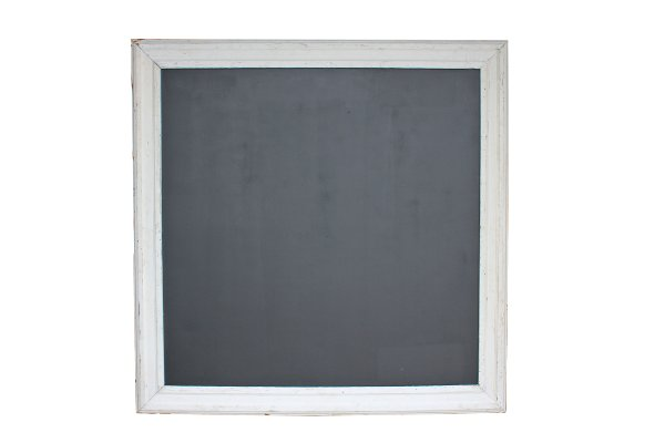 The Neal: Large White Chalkboard