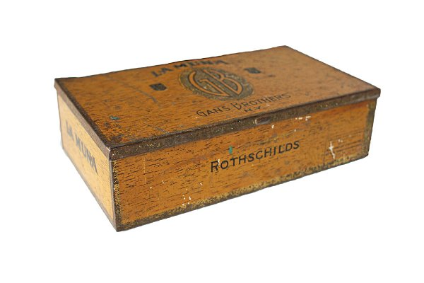 The Rothschilds : Cigar Box
