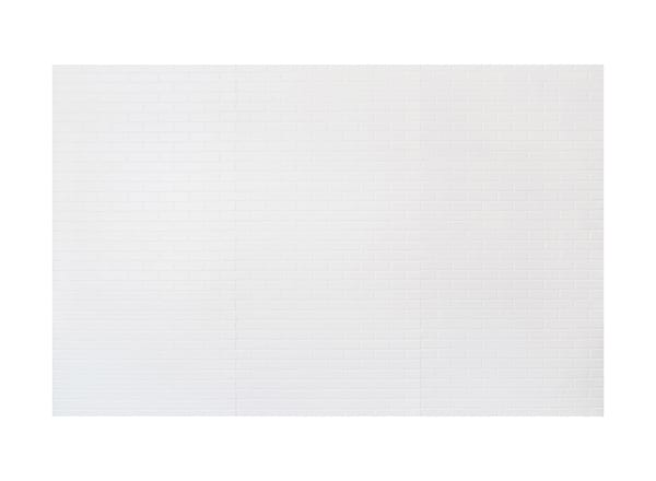 The Camden: 12' White Brick Backdrop