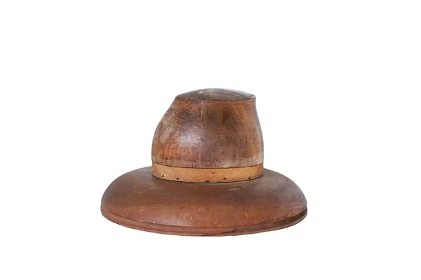 The Finlays: Vintage Assorted Hat Molds