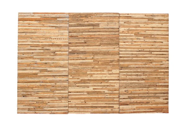 The Kennedy: Reclaimed Wood Backdrop