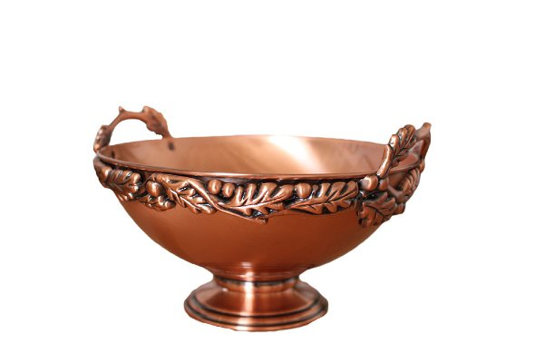 McHenry Copper Compote