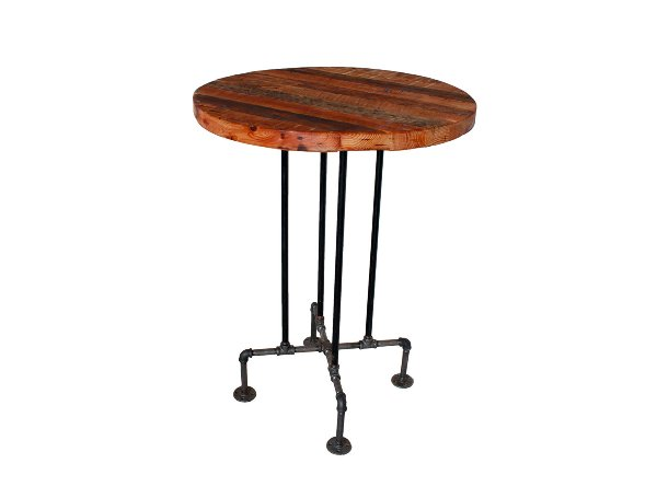 The Quincy: Wood Cocktail Tables