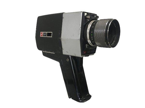 The Lange: Vintage Camera
