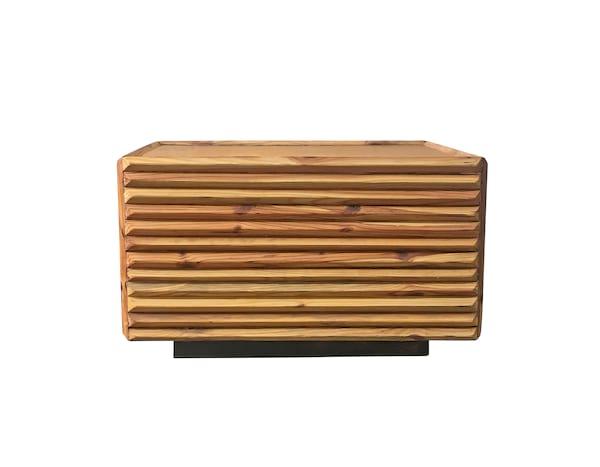 The Jack: Wood Coffee Table