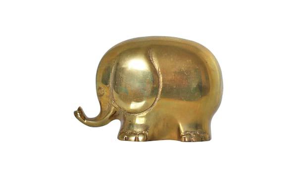 The Ellie: Brass Elephant