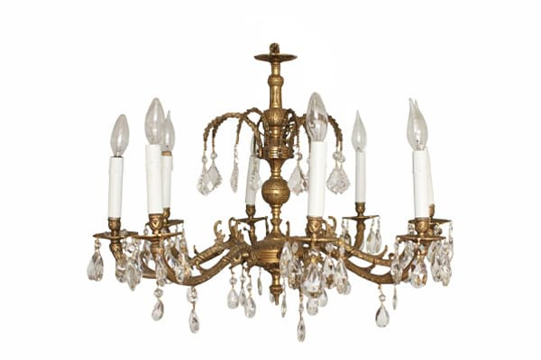 The Montrose: Chandelier