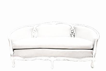 Coming Soon! Françoise Cream Sofa