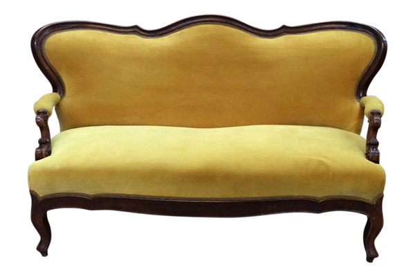 The Marigold Settee