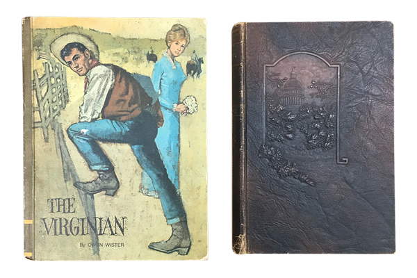 The Williamsburgs: Vintage Virginia Books