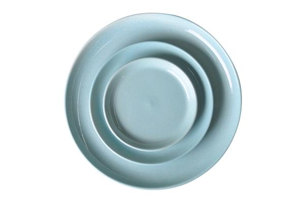 The Aegean: Handmade Plate Set