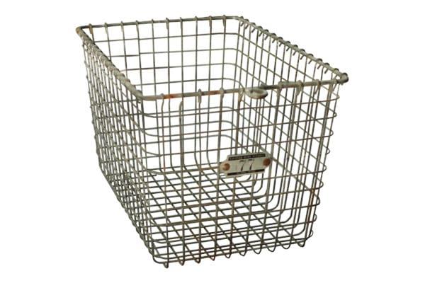 The Des Moines: Metal Basket