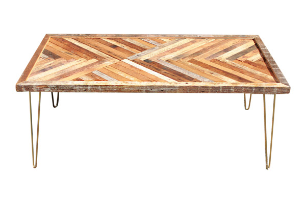 The Max: Coffee Table