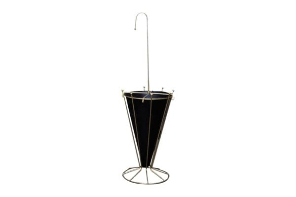 The Poppins: Midcentury Umbrella Stand