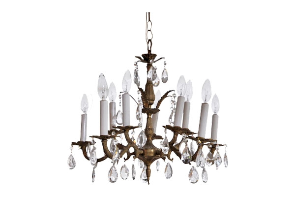 The Bala: Petite Chandelier