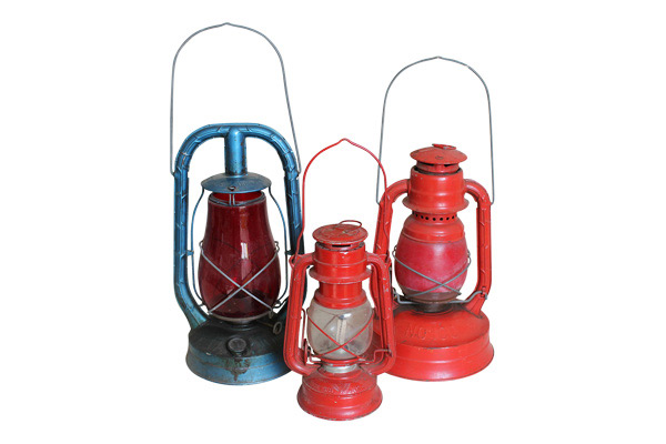 The B&O: Railway Lanterns