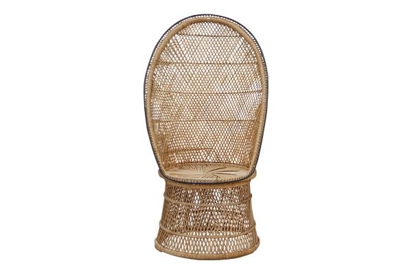 The Juniper: Rattan Wicker Chair