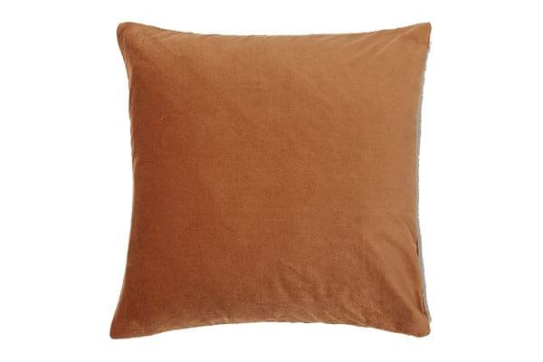 The Arizona: Copper Velvet Pillow