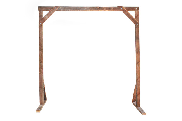 New! Betsy Reclaimed Wood Truss
