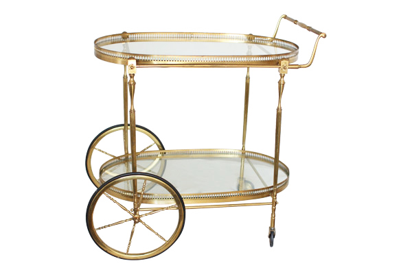The Anderson Bar Cart