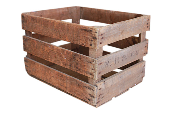 The Mac Wood Crates