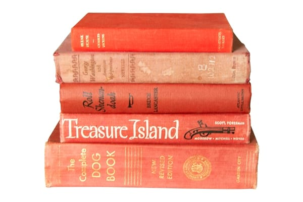 The Currants: Red/Orange Vintage Books