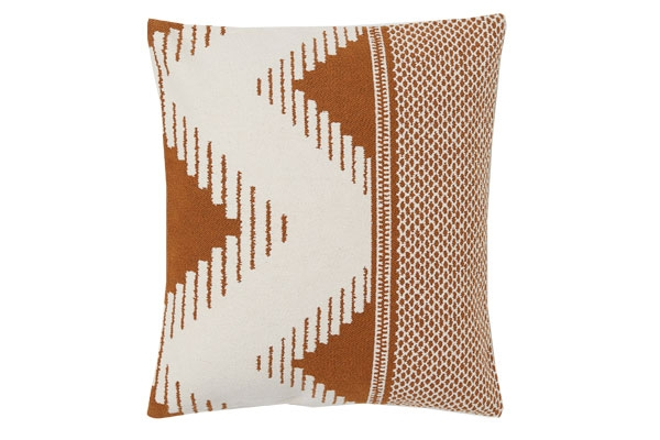 The Sante Fe: Rusty Geometric Pillows