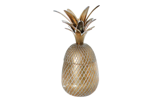 The Isla: Brass Pineapple