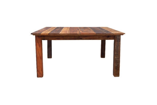 The Tenley: Square Farm Tables