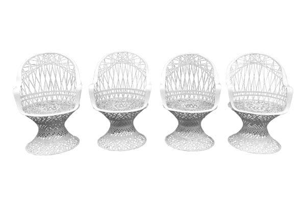 The Woodards: Midcentury Fiberglass Chairs