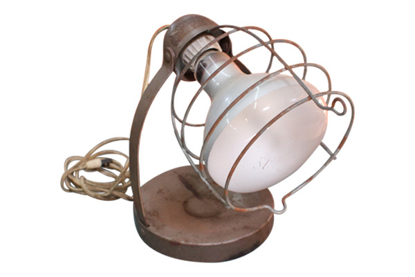 The Lloyd: Small Industrial Lamp