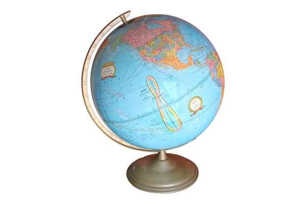 The Kirby: Midcentury Globe