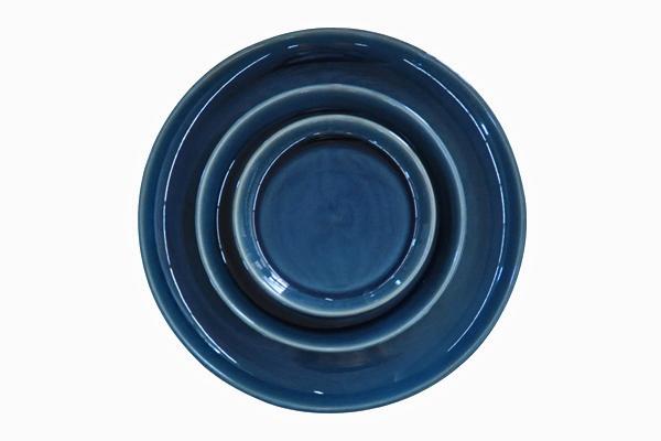 The Adriatic: Handmade Plate Set