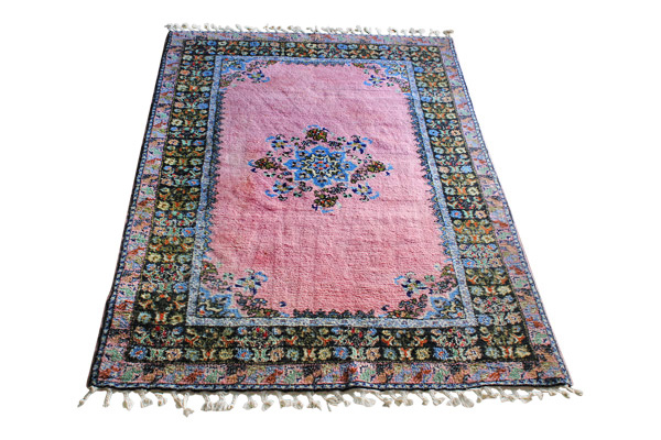 Casablanca Moroccan Traditional Tribal Rug,