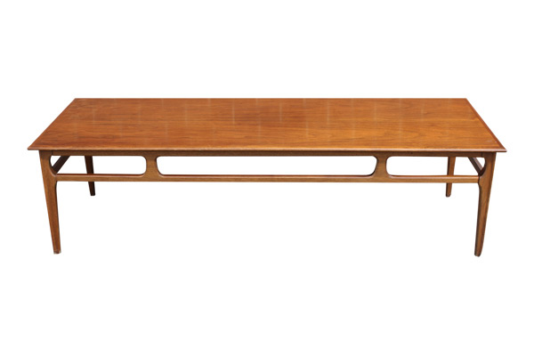 The Linda: Midcentury Coffee Table