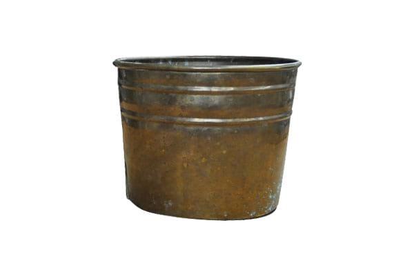 The Rhea: Small Bronze Pot