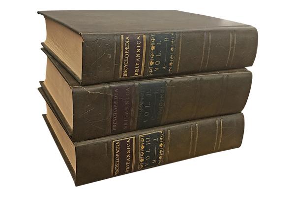 The Mycrofts: Vintage Encyclopedias